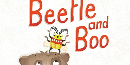Book Launch: Beetle and Boo by Caitlin Murray