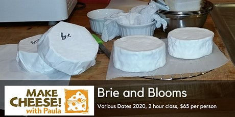 Brie and Blooms tickets