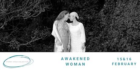 Awakened Woman tickets