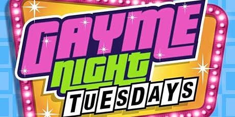 GVSC GaYme Night TUESDAYS tickets