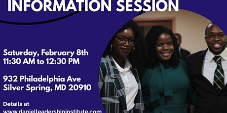 Information Session for the 2020 Young Professionals Mentoring Program tickets