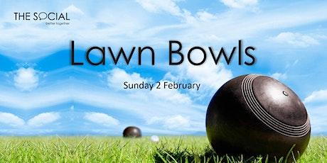 Lawn Bowls Comp tickets