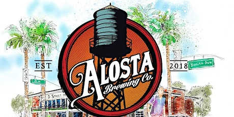 Paint and Beer Nite @ Alosta Brewery tickets