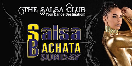 Salsa and Bachata Sunday with Latin dance lessons and DJ Fiesta tickets
