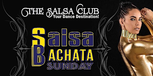 Salsa and Bachata Sunday with Latin dance lessons and DJ Fiesta