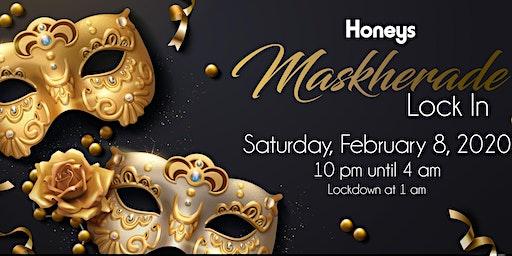 HONEYS MaskHERade Lock-IN