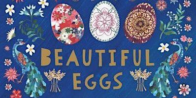Book Launch: Beautiful Eggs