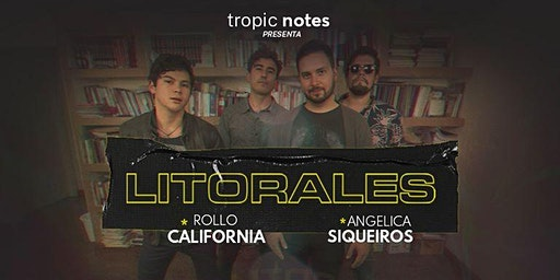 Litorales EP Release Show