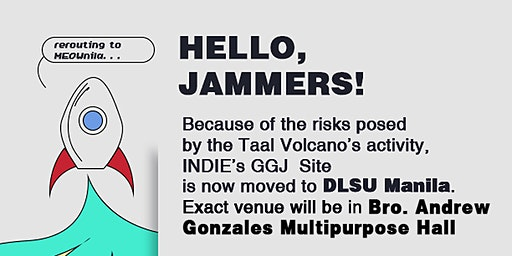 Global Game Jam 2020: DLSU Manila - Andrew 20/F
