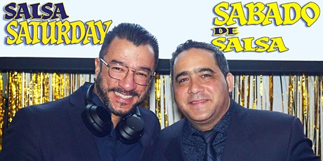 """Fiesta Colombiana"" SALSA SATURDAYS by DJ GIO and The Salsa Club tickets"