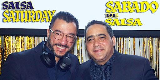 """Fiesta Colombiana"" SALSA SATURDAYS by DJ GIO and The Salsa Club"