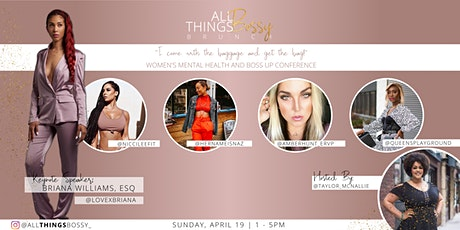 All Things Bossy Brunch tickets