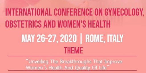 International Conference On Gynecology, Obstetrics And Women's Health