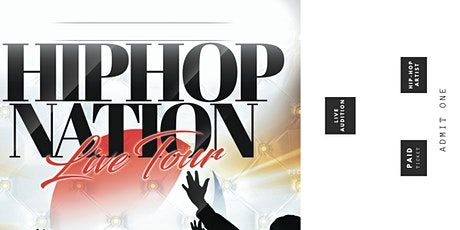 HipHop & RnB Nation Live Tour Auditions tickets