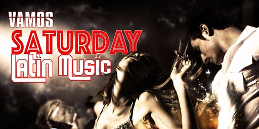 VAMOS SATURDAY with Live Latin Music and Dancing