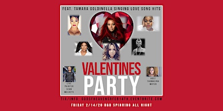 Who said Single People Can't Party on Valentine's Day? tickets