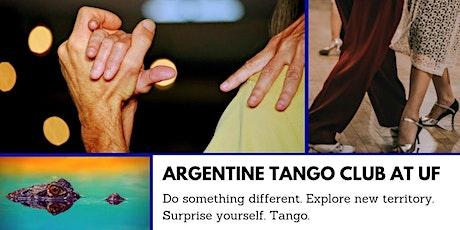 Free Social Tango Classes at UF tickets
