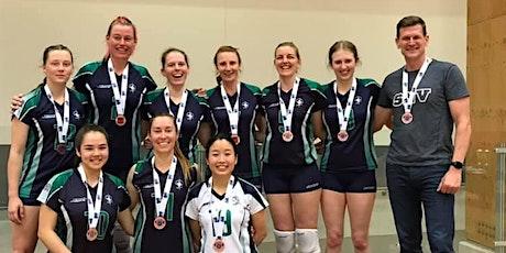 2020 Sydney North Volleyball Women's representative team trials tickets