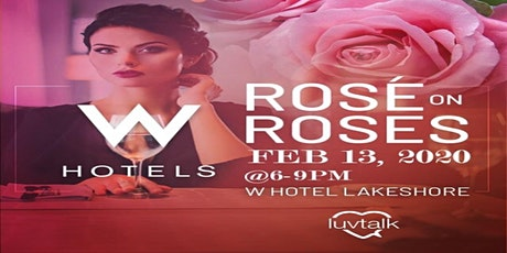 Galentine's Day Rosé on Roses: Ladies Night tickets
