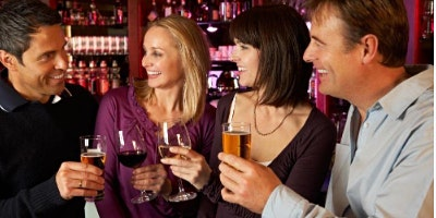 Make new friends - like-minded ladies & gents! (21-45) (FREE Drink/Zur)