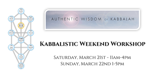 Kabbalah Weekend Workshop - Day 2