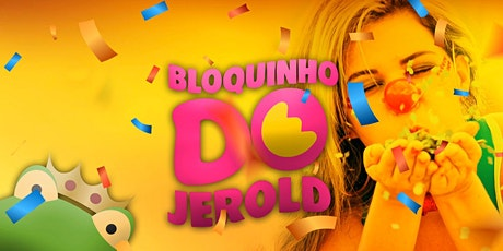 Bloquinho do Jerold (Brazilian Carnival) tickets