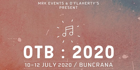 MRK Events presents: OTB : 2020 tickets
