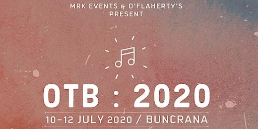 MRK Events presents: OTB : 2020