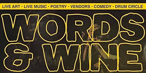 Words & Wine Open Mic at Las Rosas Featuring Despirotta