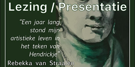 De finale van the dying project 2019: een lezing over Hendrickje Stoffels tickets