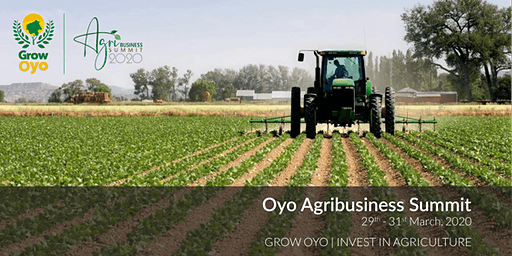 Oyo  Agribusiness Summit 2020