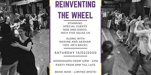 Reinventing the Wheel - Special Rueda Workshops