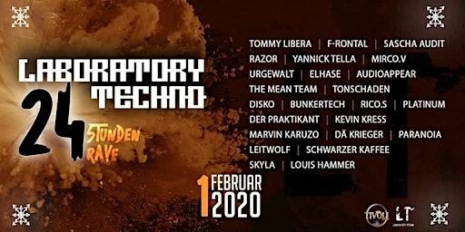 Laboratory Techno 24 Stunden Rave