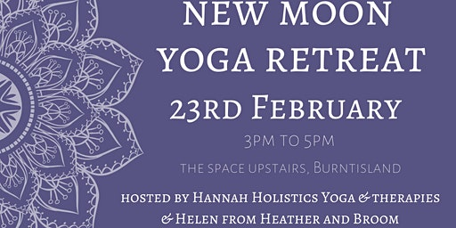 New Moon Yoga Retreat