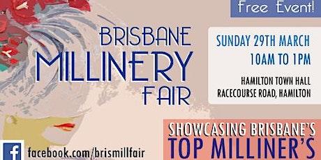 Brisbane Millinery Fair tickets