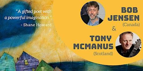 Tony McManus (Scotland) and Bob Jensen (Canada) tickets