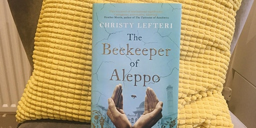 An Evening in conversation with Christy Lefteri