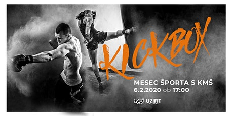 Mesec športa s KMŠ: Kickbox tickets