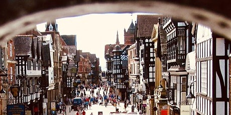 Business NetWalkers | Chester Networking 24 April 2020  tickets
