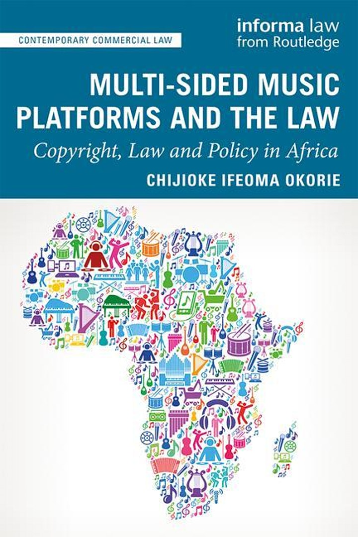 Multi-sided Music Platforms and the Law: Copyright, Law & Policy in Africa image