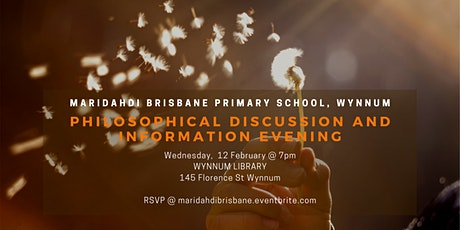 Information Evening for Prospective Parents tickets