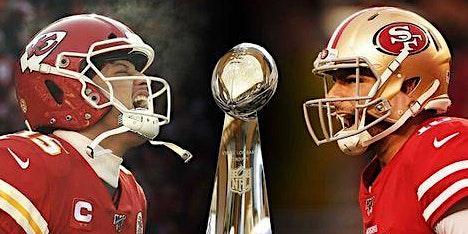 49ers Super Bowl Party