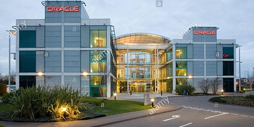 Visit to the Oracle UK HQ in Reading – Wednesday, 25 March, 2020