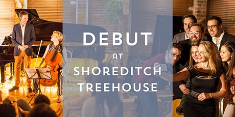 Secret Concert: DEBUT at Shoreditch Treehouse tickets