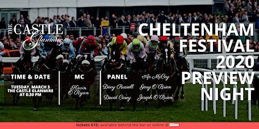 Cheltenham Festival 2020 Preview Night