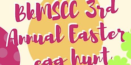 CANCELED BkMSCC Easter Egg Hunt 2020 tickets