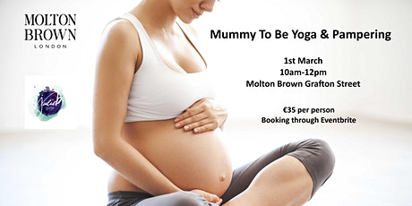 Mummy To Be Yoga & Pampering tickets