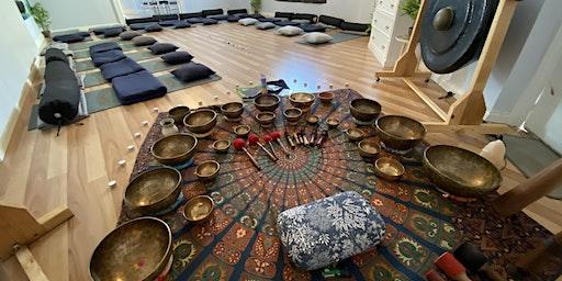 Sound & Vibrations - healing journey