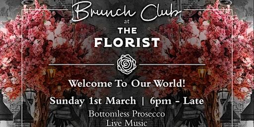 The florist Watford - Brunch Club