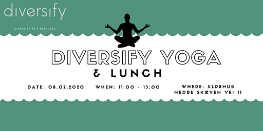Diversify Yoga & Lunch